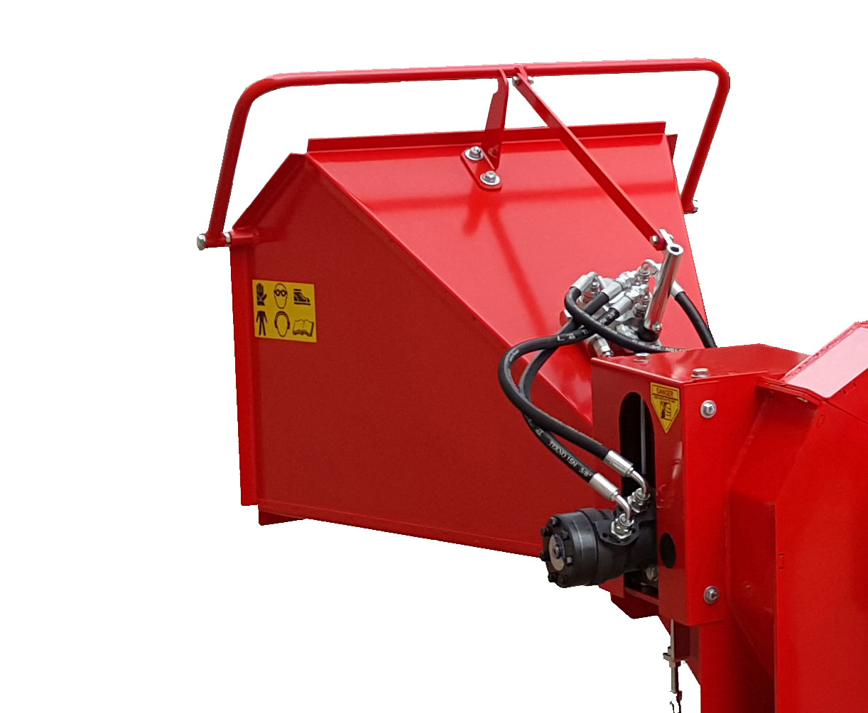 Tractor wood chippers   Agrint